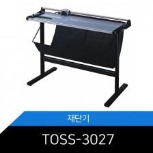 TOSS-3027 로타리트리머 실사재단기